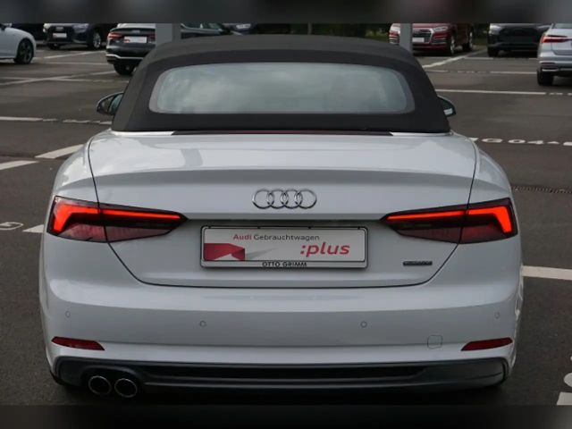 Audi A5 Cabriolet 2.0 TDI design quattro LED