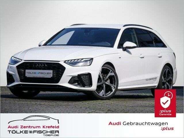 Audi A4 AVANT 35 TDI S LINE + TRONIC ASI NAVI