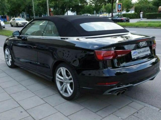 Audi A3 Cabriolet sport/3xS-Line/Kopfraumheizung/LED