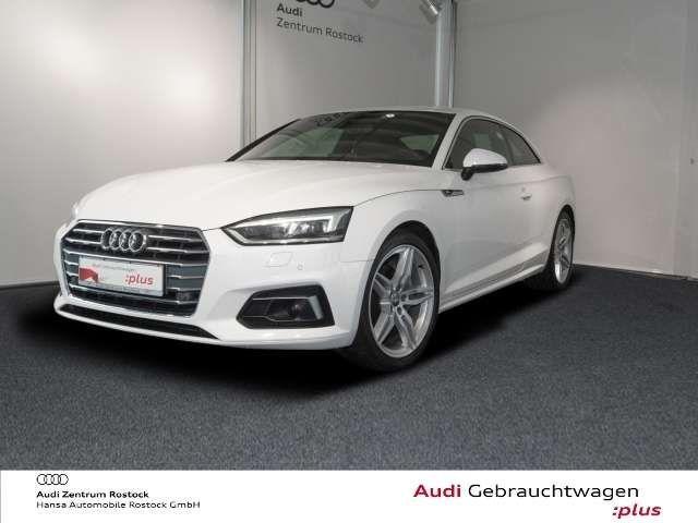 Audi A5 Coupé 2.0 TDI S-LINE+NAVI+MATRIX+HEADUP+B&O+VIRTU