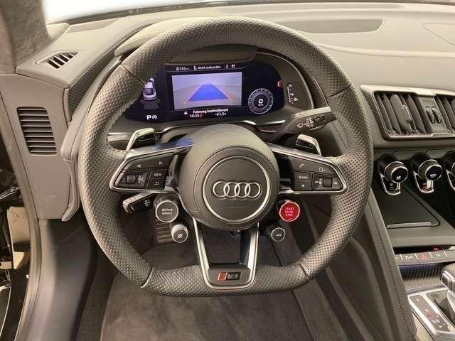 Audi R8 V10 456kW*EUPE 225.010*Keramik*Laser*Raute*B&O*Vir