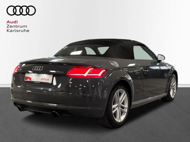 Audi TT Roadster 2.0 TFSI S tronic Leder