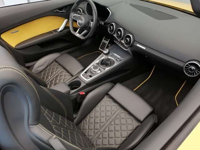 Audi TT Roadster TFSI 2x S line*LEDER*NAVI*MATRIX*VIRTUAL*