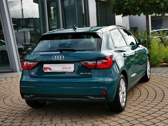Audi A1 Sportback advanced 25 TFSI, Navi+t+Virtual+PDC+SHZ