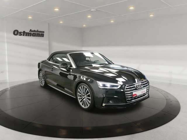 Audi A5 Cabriolet 3.0 TDI quattro sport S line MatrixLED