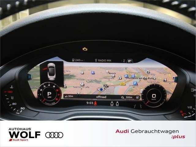 Audi A5 Cabriolet 2.0 TFSI Sport S tronic S line LED