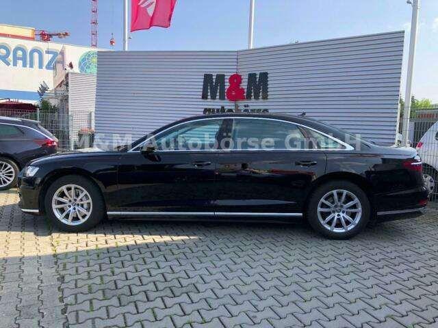 Audi A8 L 50 TDI quattro ACC/Navi/PDC/LED/Sitzlüftung