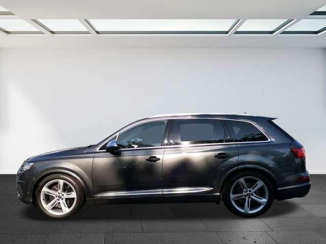 Audi SQ7 4.0 TDI quattro tiptronic