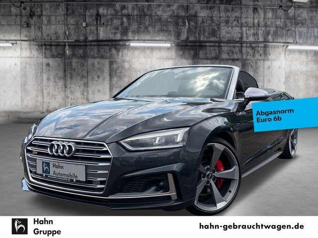 Audi S5 S5 Cabrio 3,0TFSI quatt Nav Leder Matrix HUD B&O