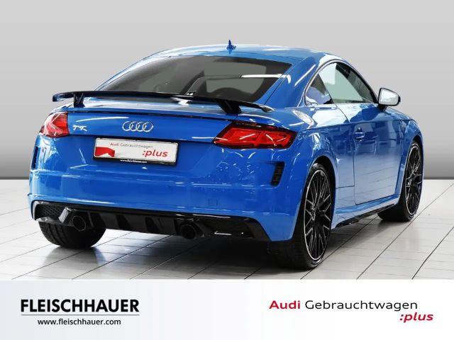 Audi TT Coupe 40 TFSI S line competition+Navi+LED+B&O+20''