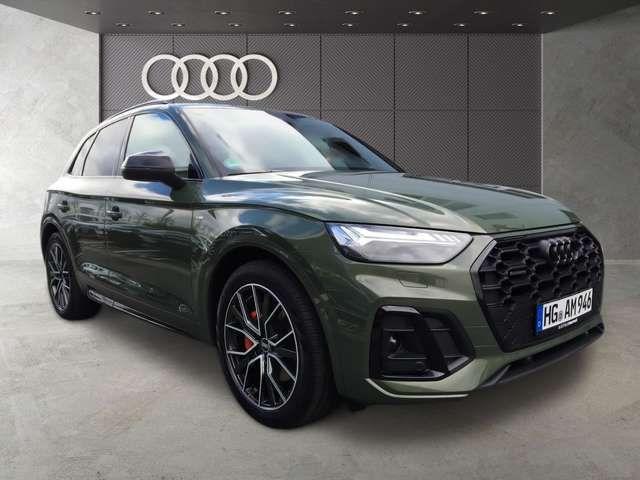 Audi Q5 edition one 50 TDI quattro tiptronic Interieu