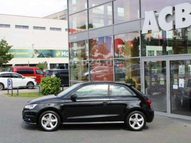 Audi A1 1,4 TFSI S-Tronic*S-Line Ext.*Xenon*Sport*PTS