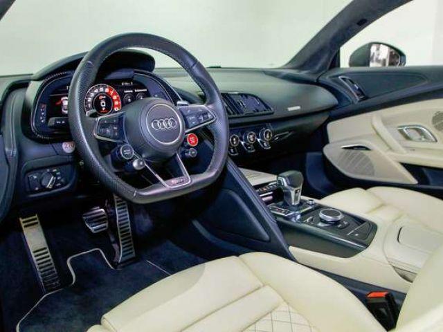 Audi R8 Coupé V10 plus 5.2 FSI exclusive magnet Laser