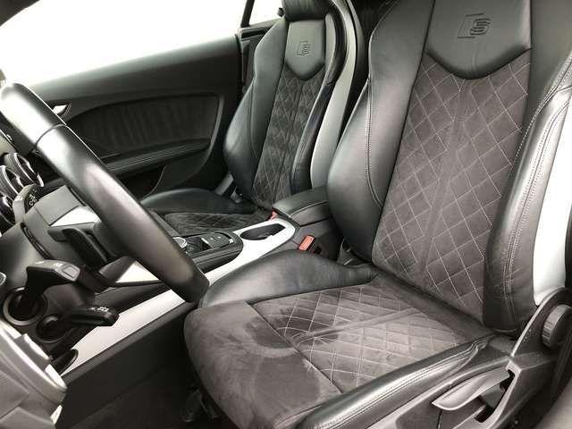 Audi TTS 2.0 TFSI quattro S tronic Navi LED Leder