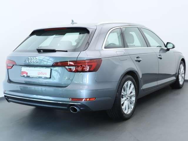 Audi A4 Avant 2.0 TFSI quattro Navi Leder LED AHZV