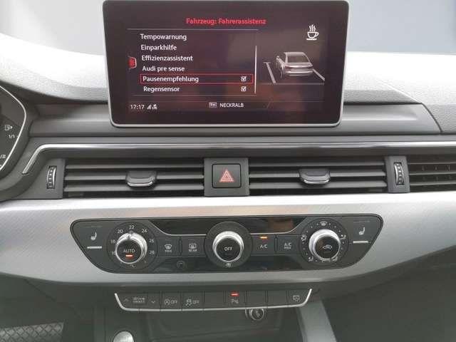 Audi A4 Limousine 3.0 TDI quattro S tronic sport Navi