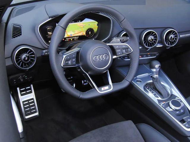 Audi TT Roadster 45 TFSI 180(245) kW(PS) S tronic Navi