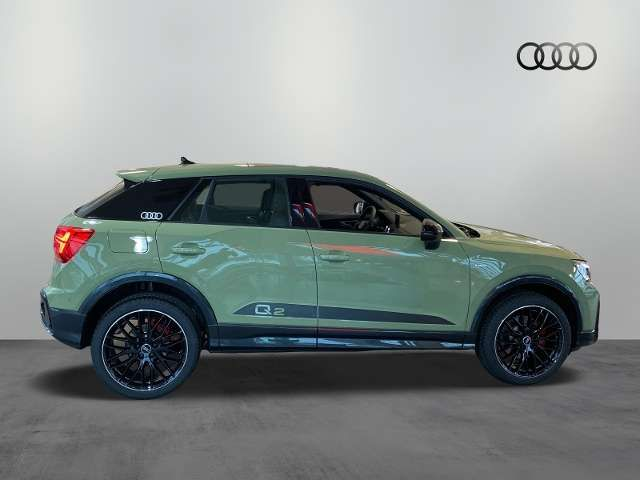 Audi Q2 S line 35 TFSI S tronic KLIMA NAVI