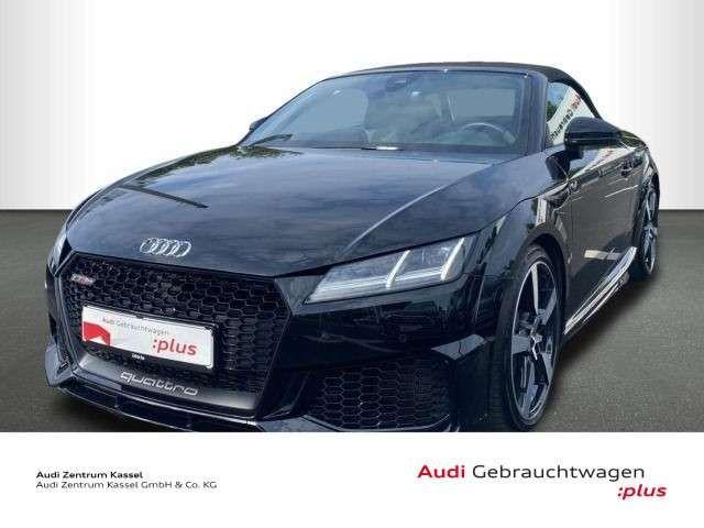 Audi TT RS 2.5 TFSI qu. B&O Abgasanlage