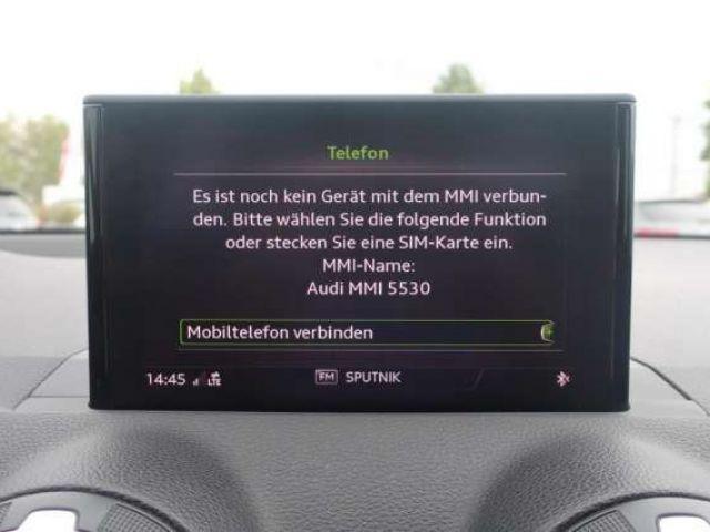 Audi Q2 1.4 TFSI COD S TRONIC LED+CAM+NAVI+SHZ+PDC
