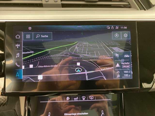 Audi e-tron advanced 55 qu. 265kW*B&O*Pano*HUD*Kamera*Matrix*
