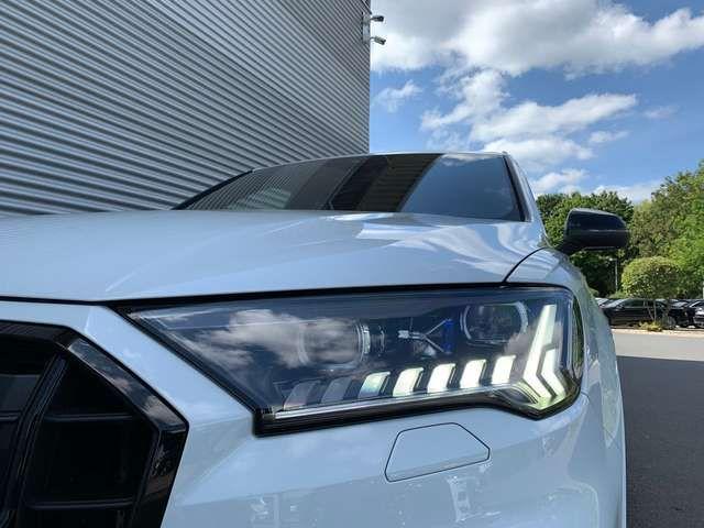 Audi SQ7 TFSI++KERMAIK+STANDHEIZUNG+AHK+WINTERRÄDER++