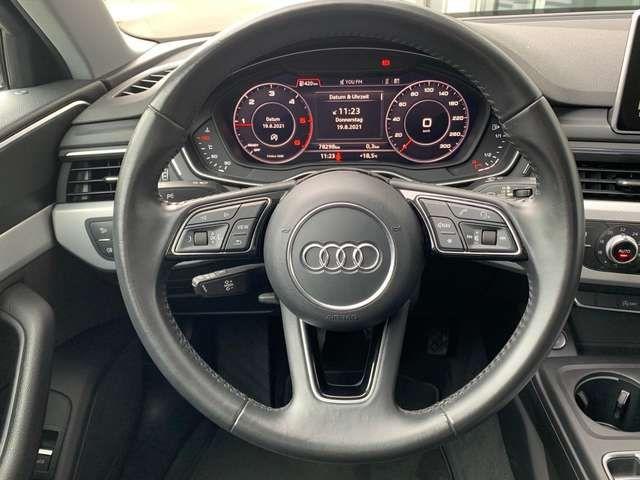 Audi A4 Avant 2,0 TDI SPORT+VIRTUAL+ALCANTARA+XENON+