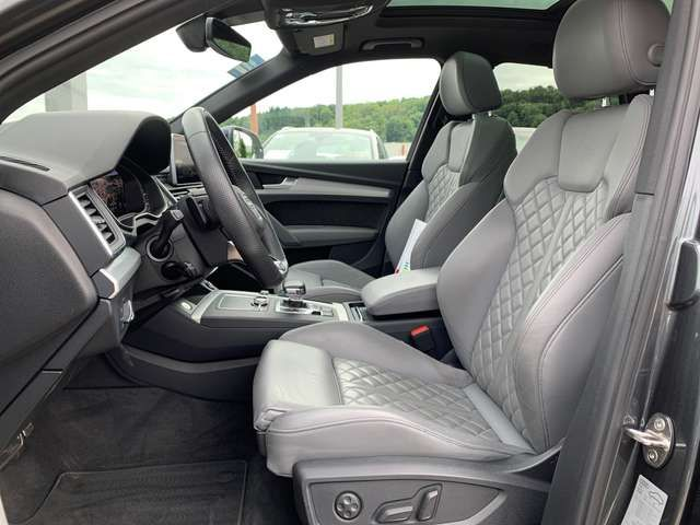 Audi Q5 40TDI qua S-trc S-line ACC Standh Cam Pano