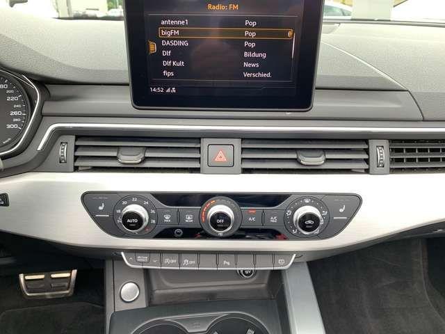 Audi A5 2.0TDI S-trc S-line EU6 Navi Einpar