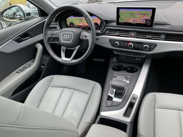 Audi A4 Limousine 2.0TFSI qua S-trc S-line HUD Cam GR