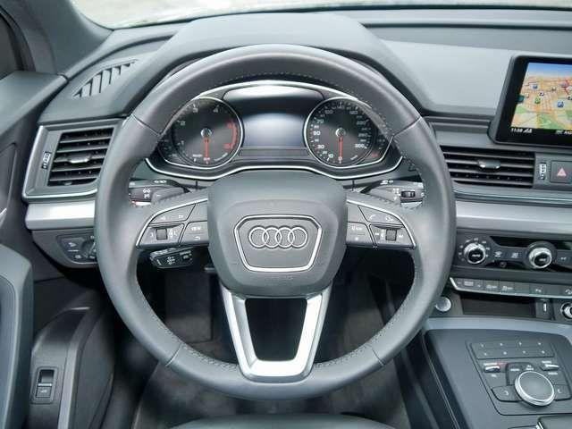 Audi Q5 2.0TDI EU6d qu. S-Trc Design LED Navi ACC
