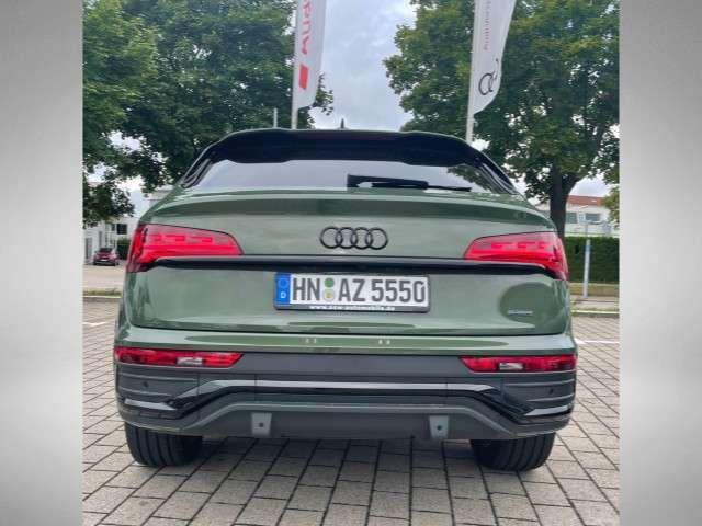 Audi Q5 Sportback S line 45TFSI quattro 265PS S tron.