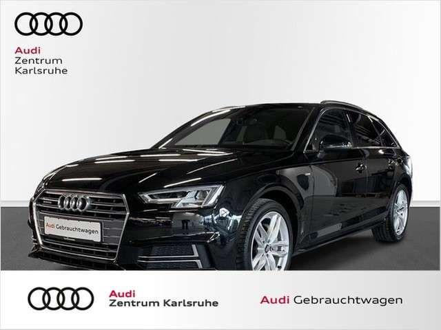 Audi A4 Avant design 2.0 TDI quattro S tronic B&O AHK