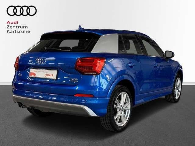 Audi Q2 sport 2.0 TFSI quattro S tronic S line Navi