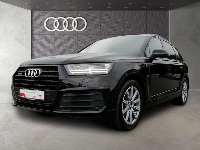 Audi Q7 3.0 TDI quattro 2x S line Optik schwarz Allra