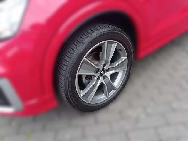Audi Q2 Sport 35 TFSI S line Navi LED Einparkhilfe Rü