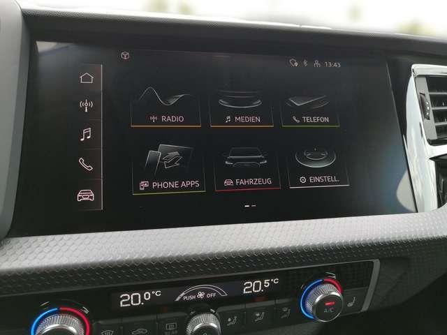 Audi A1 Advanced 35 TFSI LED Alu Einparkhil