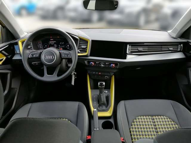 Audi A1 35 TFSI S line Klima Alu Einparkhil