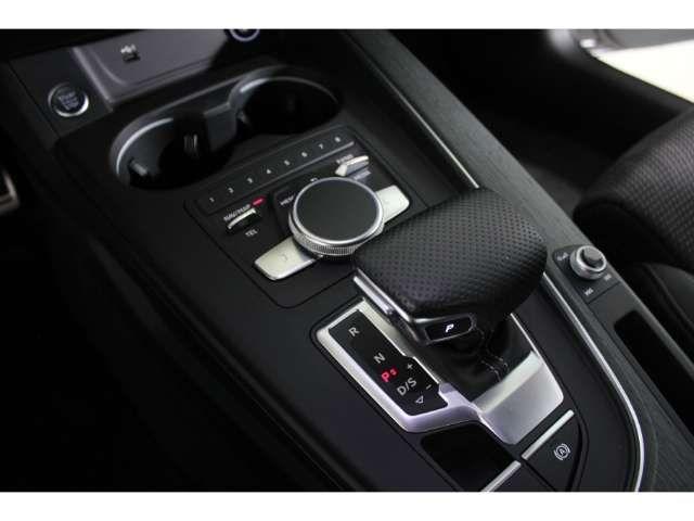 Audi A4 40 TDI quattro S line black S-Tronic Alc./19''