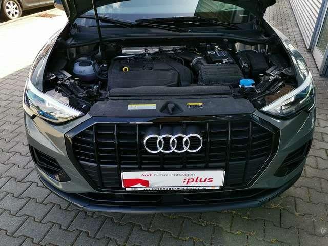 Audi Q3 advanced 35 TFSI S tr., AHK+Alu19+Virtual+Navi+t+