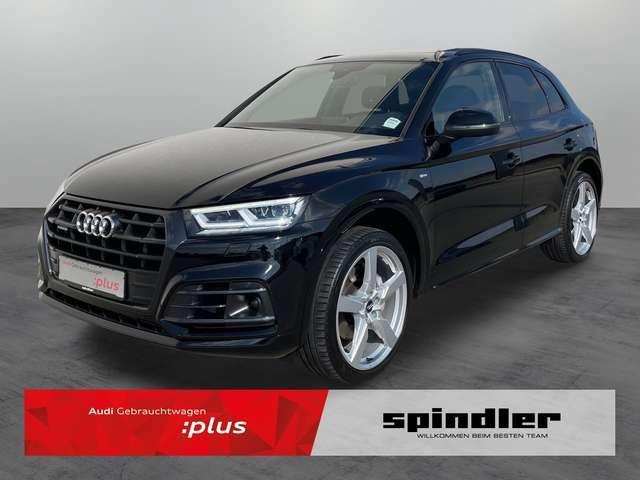 Audi Q5 3.0 TDI Quattro S-Line Automatik / AHK, LED
