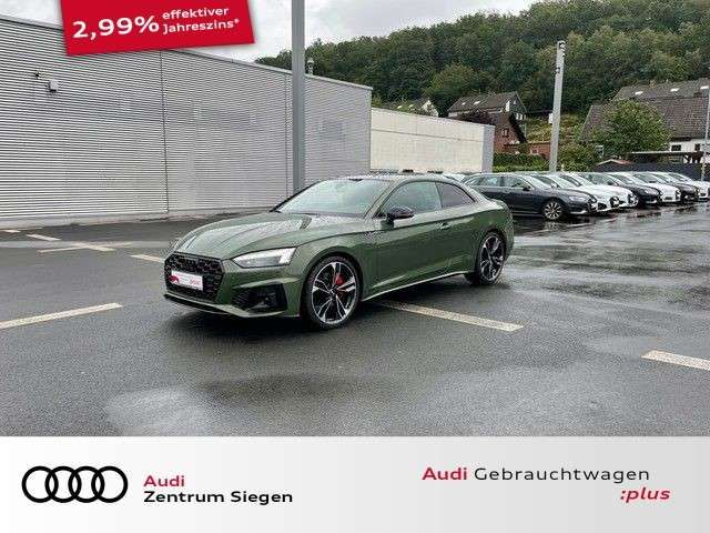 Audi A5 A5 Coupe 45 TFSI quattro edition one S line Opti