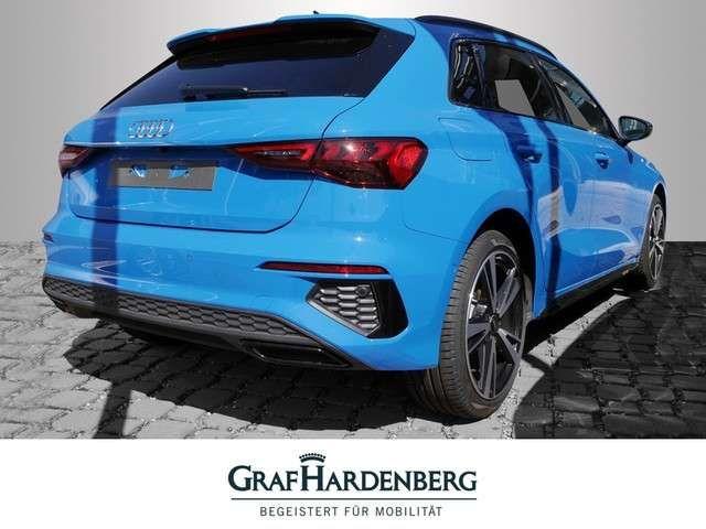 Audi A3 Sportback 40 TFSI e S-tronic S-line ACC LED
