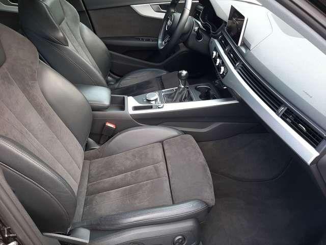Audi A4 Avant 2.0 TDI sport Navi SHZ Alcantara VirtualC...
