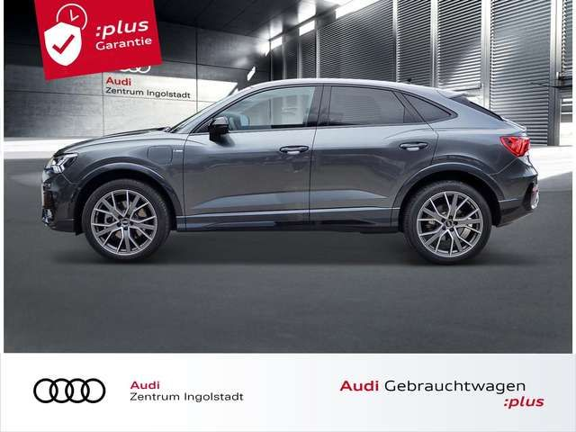 """Audi Q3 Sportback 45 TFSI e S line NAVI MATRIX AHK 20"""" ACC"""