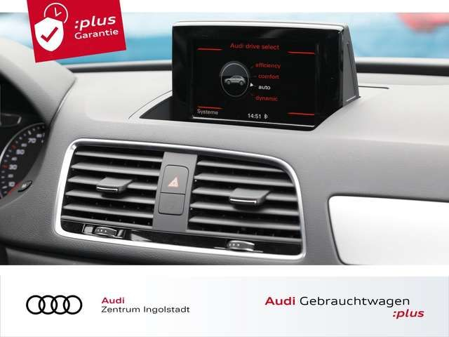 Audi Q3 2.0 TDI NAVI GRA PDC Keyless SHZ Sport