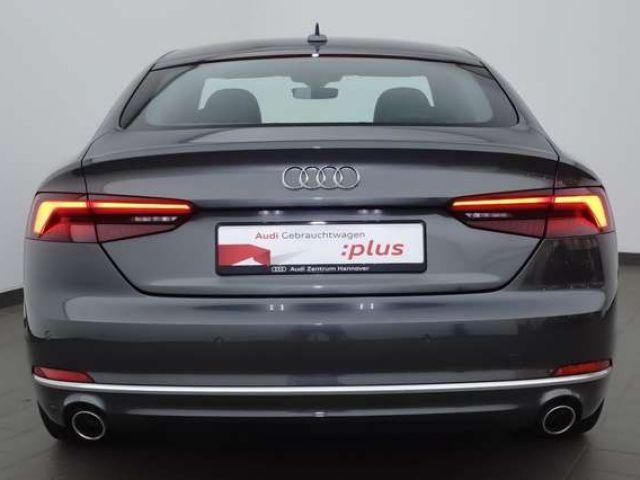 Audi A5 35 TFSI S-line, Teilleder, Navi, Xe