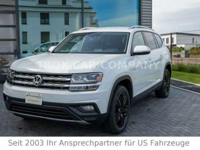 Volkswagen Atlas 2017 Benzine
