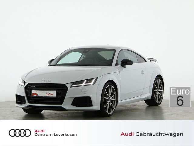 Audi TT Coupe 2.0 TFSI quattro NAVI LED EU6 B&O