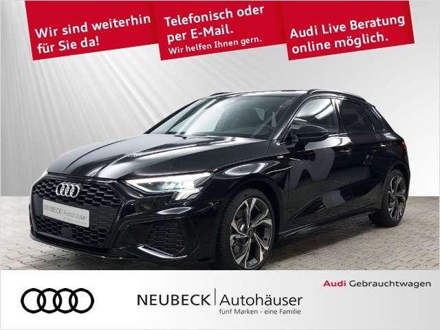 Audi A3 Sportback S line 30 TFSi Klima S Line Interieur